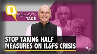 Modi Govt Must Stop Taking Half Measures on IL&FS Crisis
