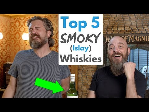 Top 5 SMOKY Scotches (according To Islay Whisky Lovers)
