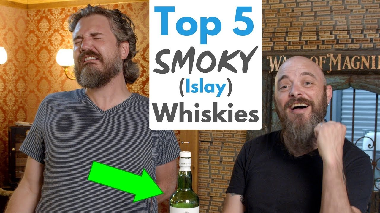 Top 5 Smoky Scotches According To Islay Whisky Lovers Youtube