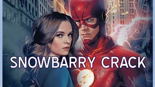 The Flash Crack Humor | SNOWBARRY