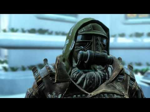 Fallout 4 -  Das Institut kennenlernen und das Holoband abliefern