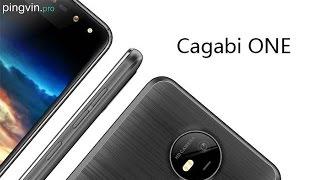 cagabi One распаковка смартфона за 40 долларов Cagabi One unboxing