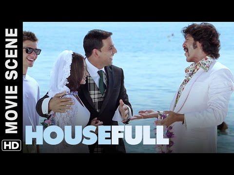 I'm Joking! Housefull   Movie Scene Mp3