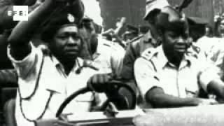 """EFEMÉRIDES.  Idi Amin, """"El Carnicero"""", presidió Uganda hace 40 años"""