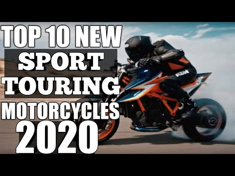 TOP 10 NEW 2020 SPORT TOURING MOTORCYCLES