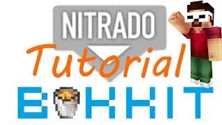 Wie man ganz einfach Plugin's installiert auf einen MC Nitrado Server! [Tutorial] [Deutsch] [HD]