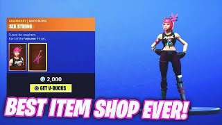 POWER CHORD BACK OUT! Fortnite Item Shop September 9-10, 2018! Today's Fortnite Daily Store Items!