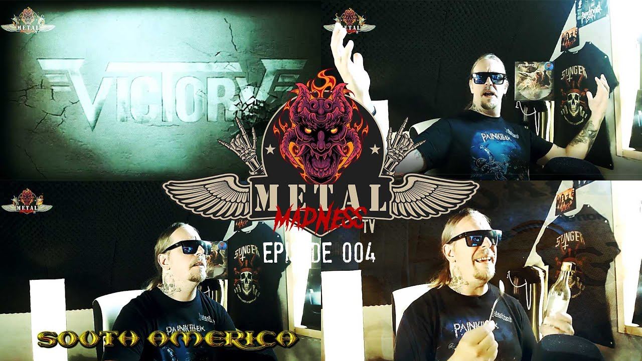 METAL MADNESS TV #04 - feat. Victory, Brainstorm, We Butter The Bread With Butter,...