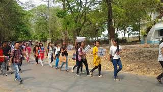 University of north bengal rally.