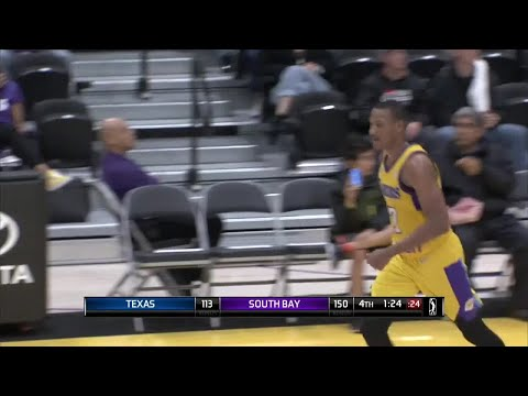 Demarcus Holland (25 points) Highlights vs. Texas Legends