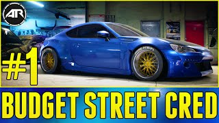 Need For Speed : 50K BUDGET STREET CRED BUILD!!! (Pimp My Ride) - Part 1
