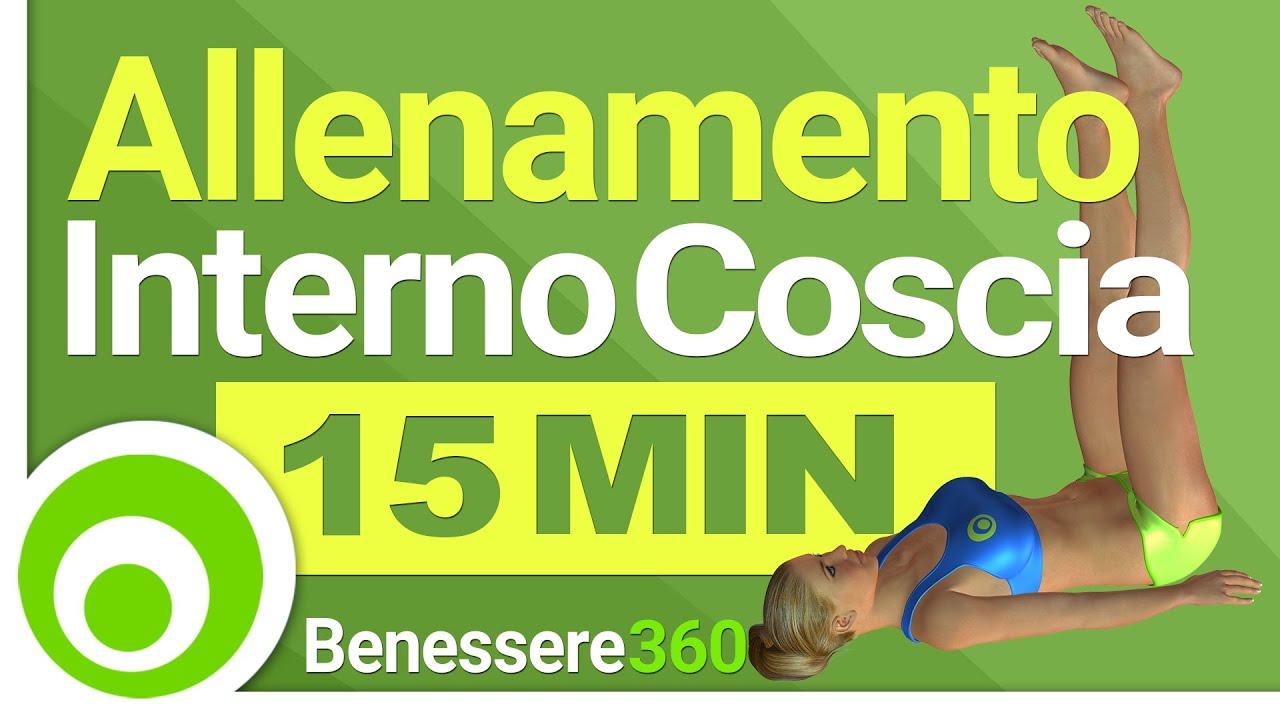 Allenare l 39 interno coscia in 15 minuti esercizi a casa for Dimagrire interno coscia benessere 360