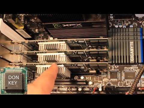 Howto build virtualization home lab #4 HP NC364T cards for GNS3 home lab and MoBo install