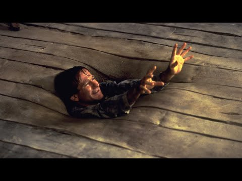 Jumanji (1995) OST WARPITER  Robin Williams   Kirsten Dunst  Joe Johnston