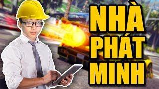 Nhà PHÁT MINH số 1 VIỆT NAM ! | Scrap Mechanic