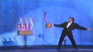 Дэвид Копперфильд - Фокус с галстуками!