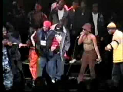 Three 6 Mafia World Domination Tour (Rare Footage)