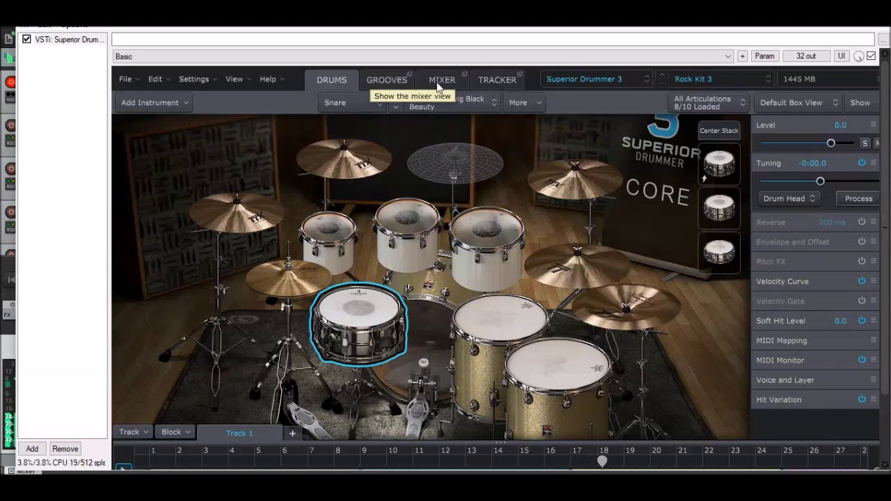 how to get superior drummer for free