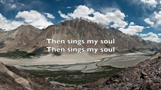 Behold (Then Sings My Soul) lyrics by Hillsong United