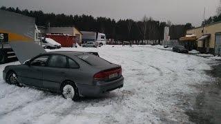 Klgarage: Test Drive: Mazda 626 GE 1991 4WD first impressions