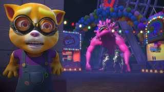 The Secret Life of Ms Vanthrax - Talking Tom and Friends | Season 4 Episode 13