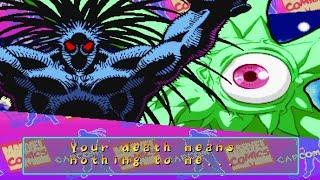 Marvel Super Heroes VS Street Fighter - Blackheart/Shuma-Gorath - Expert Difficulty Playthrough
