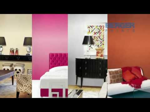 Do It Yourself Wall Painting With Royale Glitter Paint For Textured Walls Berger Paints Arabia