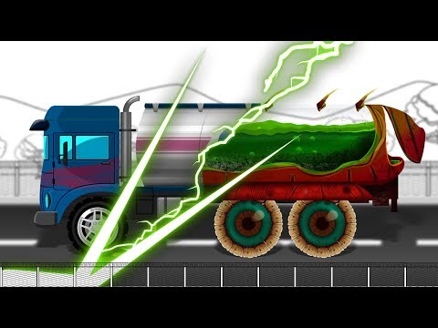 Good and Evil | Oil Tanker | Street Vehicle | Vehicle Battle