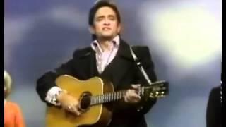 Johnny Cash - Daddy sang Bass