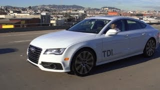 Car Tech - 2014 Audi A7 TDI