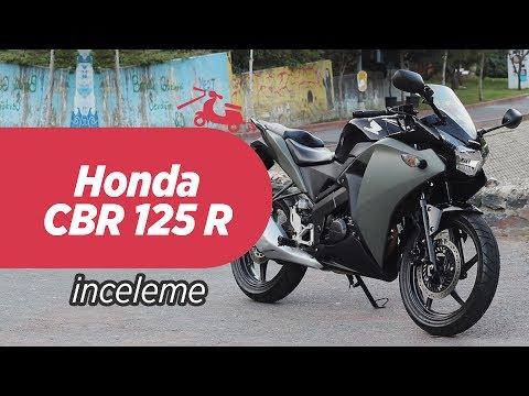 Honda CBR 125R Tanıtım ve İnceleme | Ahmet Kabaoğlu