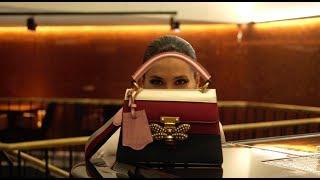 Что в сумке у Маши Ефросининой?