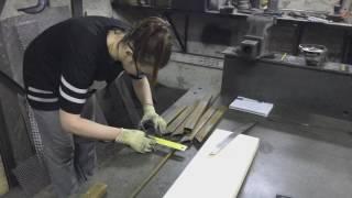 Сварщица. Как сделать мебель в стиле лофт(, 2017-03-21T18:06:04.000Z)
