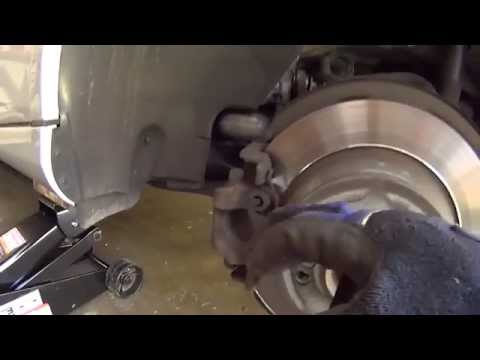 how to change brake pads on 2000 saturn sl1