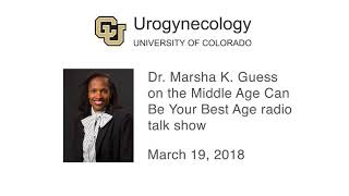 Dr. Guess on Middle Age Can Be Your Best Age