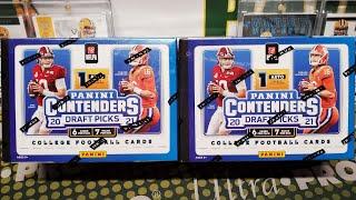 2021 Contenders Draft Football Retail Blaster Box Opening + Bonus Mail Time!
