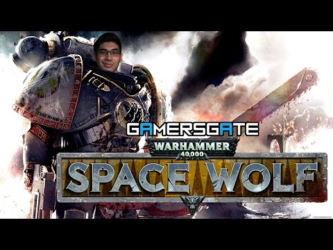 Warhammer 40,000: Space Wolf | Gameplay Walkthrough Playthrough + GIVEAWAY |