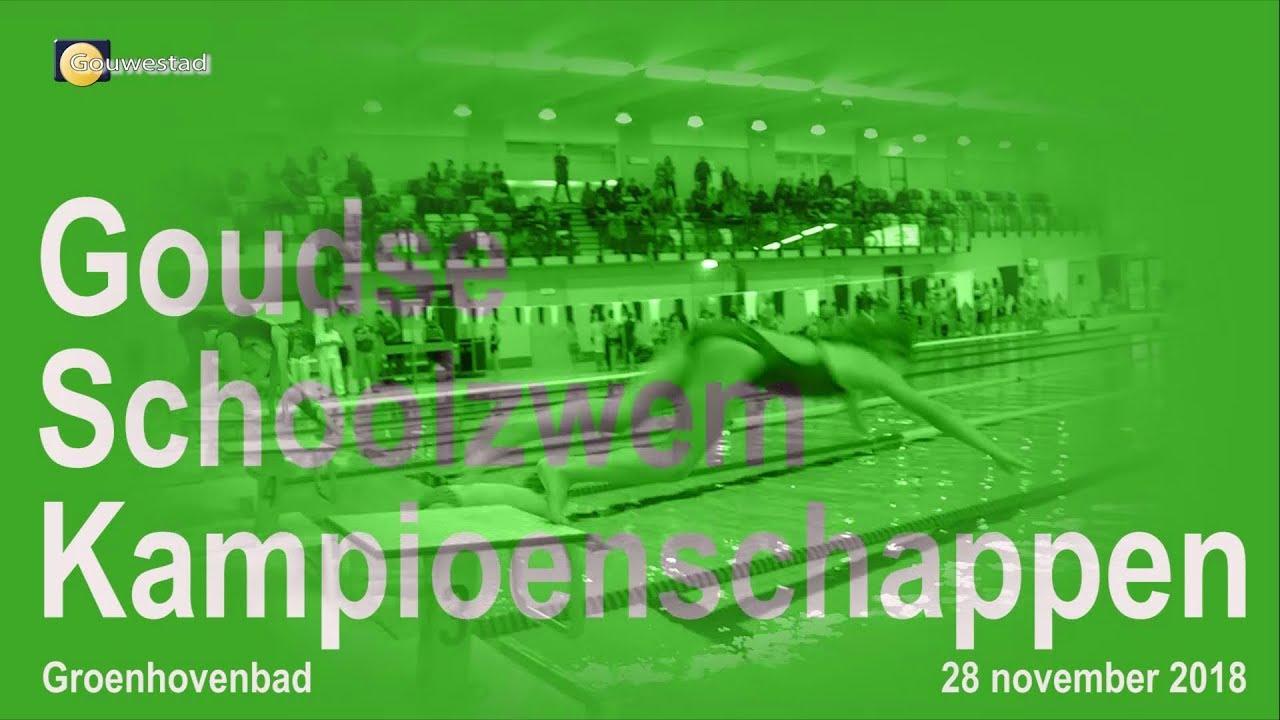 Goudse Schoolzwem Kampioenschappen 2018  - Sport