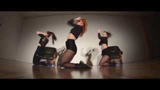 Choreography by Monika Veselcic - ´´Kisses down low´´ Kelly Rowland