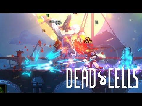 Dead Cells: Casual Runs (Part 2) - 4 Cell Brutality run