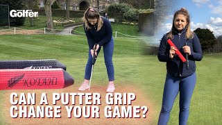 Kotahi BJM putter grip review: Can a putter grip change your game?