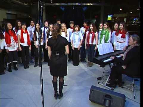 Christmas Choir: Sir Robert Borden Secondary School