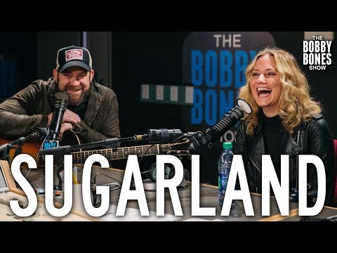 Sugarland First Interview on the Bobby Bones Show