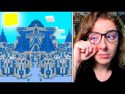 TORNO NELLA BIG VANILLA E MI METTO A PIANGERE - Minecraft