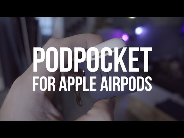 PodPocket for Apple AirPods