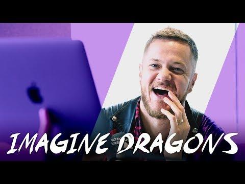 Imagine Dragons: 'Evolve', 'Believer' & getting older