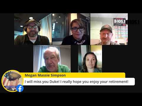 Big Dave Show & Tell with Duke Hamilton!