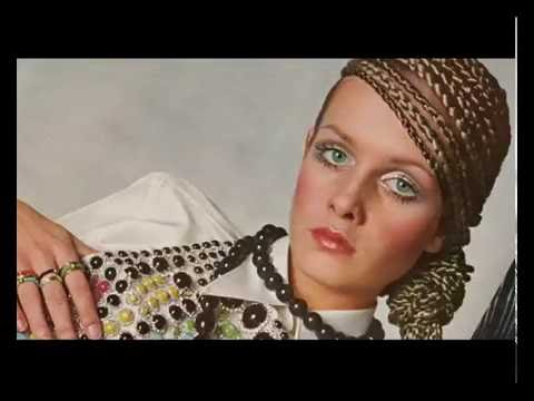 Twiggy  The Face of The 60s
