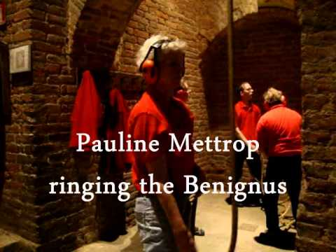 Ringing for the 125th anniversary of the OLD CATHOLIC Union of Utrecht, 20-09-2014