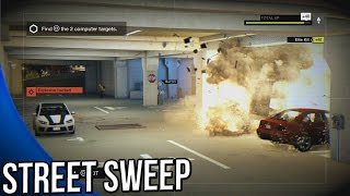 Watch Dogs Bad Blood - Street Sweep Highlights